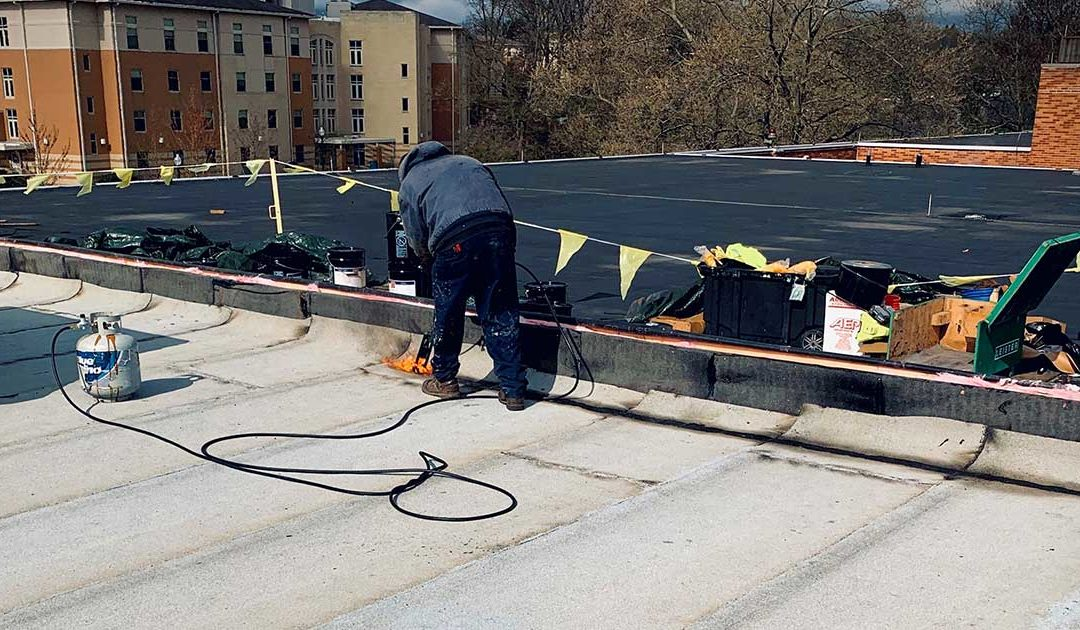 Kent State University Main Campus-Administrative Services Building Roof Replacement Phase 1:  Kent, OH